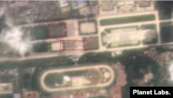 Triều Tiên chuẩn bị tổ chức diễn hành quân sự về đêm.