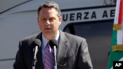John Feeley, subsecretario adjunto para América Latina del Departamento de Estado, reiteró que decisión ha sido específica en individuos que no merecen estar en EE.UU. por haber violado los derechos humanos del pueblo venezolano.