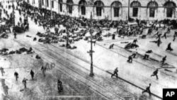 Петроград, 1917