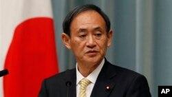 日本內閣官房長官菅義偉