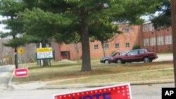 社区投票站