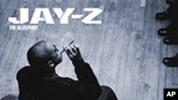 Jay-Z 'The Blueprint' CD封面