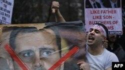 Şam'da Sıkı Güvenlik Önlemleri