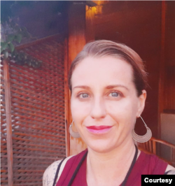 Kelli Swazey, antropolog dan ekspatriat di Bali. (Foto: pribadi)