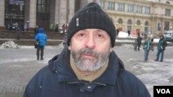 Депутат городского Законодательного собрания Санкт-Петербурга, член фракции «Яблоко» Борис Вишневский
