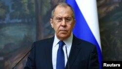 سرگئی لاوروف، وزیر خارجه روسیه. آرشیو