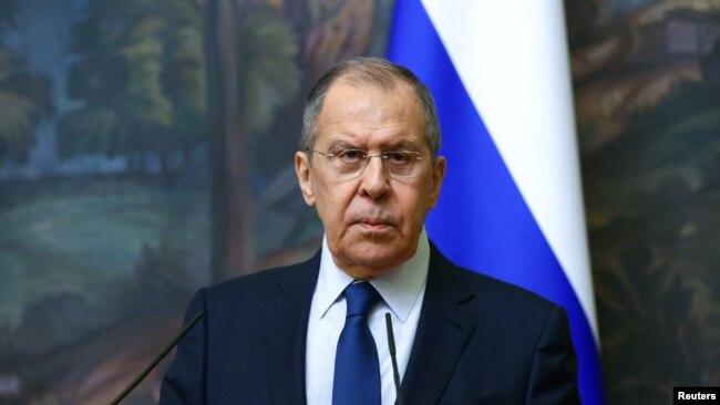 Ministri i jashtëm rus Sergey Lavrov