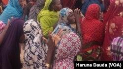 Kayayyakin Abinci Domin Tallafawa 'Yan Gudun Hijira A Jihar Borno