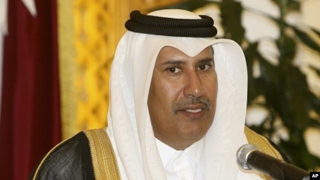 Qatari Prime Minister Sheikh Hamad Bin Jassim al-Thani (file photo)