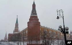 沙俄和苏联的标志性建筑克里姆林宫