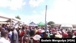 Zimbabweans mourn Genius Kadungure