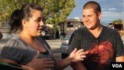 Martha Díaz llamó a emergencias mientras su esposo, Antonio Díaz Chacón, persgiuió al secuestrador y salvó a una niña de 6 años.