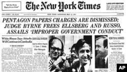 Nakon četrdeset godina kompletni 'Pentagon Papers' dostupni online