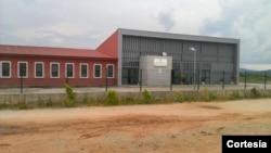 Hospital Municipal do Quimbele, Uíge