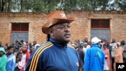 Burundi's President Pierre Nkurunziza. (File)