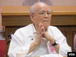 台湾白色恐怖受害者陈明忠