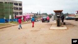 Cidade Ndalatando, Kwanza Norte