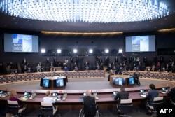 NATO samit održan 14. juna 2021. u Briselu