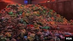 Lebih dari 1 miliar ton makanan dibuang setiap tahun.