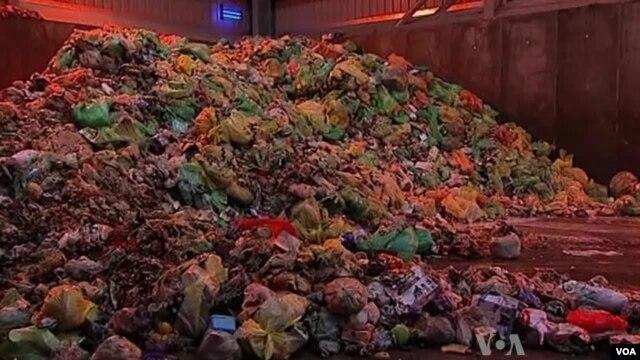 Milioni tona hrane na svetu budu bačeni svake godine.
