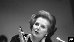 Margaret Thatcher Obit June 23, 1982 1111111111