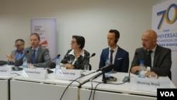 Učesnici konferencije YUCOM-a