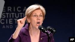 Warren anunciará su respaldo a Hillary Clinton en el show de Rachel Maddow en MSNBC.