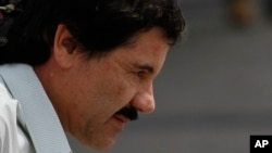 """Aunque Joaquín """"El Chapo"""" Guzmán se encuentra en México, EE.UU. expresó su deseo por enjuiciarlo en territorio estadounidense."""