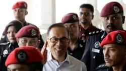 ေရြးေကာက္ပြဲေအာင္ႏိုင္မႈ ေထာင္က်ခံ Anwar Ibrahim ၀မ္းေျမာက္