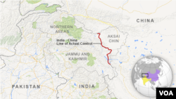 India-China, Line of Actual Control