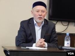 Dinshunos olim Mirxat Madiyarov