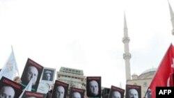 Ankara və İstanbul şəhərlərində aksiyalar keçirilib