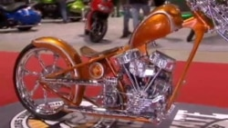 长滩国际摩托车大展