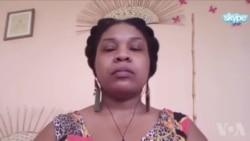 AkouPouwou--avèk ou, pou ou-- yon òganizasyon fanm kap lite pou egalite fi ak gason ann Ayiti.
