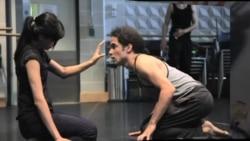 电影制作人用舞蹈传扬公义和自由