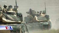 Georgia phô diễn khả năng trong cuộc tập trận với NATO