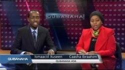 Qubanaha VOA, May 14, 2015