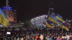 談判無結果 烏克蘭反對派號召舉行大規模抗議