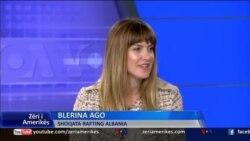 Intervistë me znj. Blerina Ago