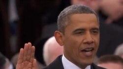 Օբամայի առաջին ուղերձը