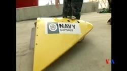 2014-03-30 美國之音視頻新聞: 澳洲軍艦攜黑盒定位儀出海搜索失蹤飛機