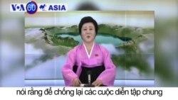 Bắc Triều Tiên bênh vực việc phóng phi đạn