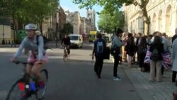 ლონდონი: რეაქციები რეფერენდუმზე