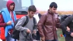 2015-09-27 美國之音視頻新聞: 大批難民繼續湧入克羅地亞