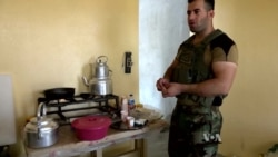 Peshmerga Fighter's Life on Hold