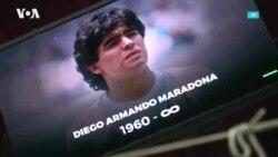 «Марадона вечен»: реакция футболистов и болельщиков