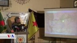 YPG: DAIŞ ji Axa Tirkîyê Êrîşî Me Dike