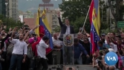 Trump Recognition of Venezuelan Opposition a Break From Non-Interventionism