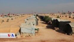 Derbiderên Efrînî Nava Dijwarîyê de Pêşwazîya Eydê Dikin