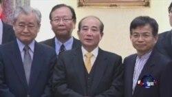 台湾坚持加入亚投行底线